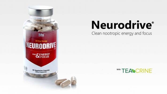 Neurodrive Review 2020 - Best Nootropic Stack for All-Day Energy 1