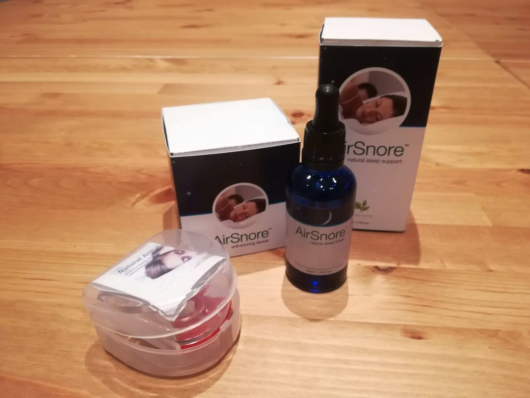 airsnore review 2020